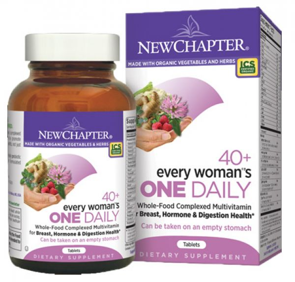 New Chapter Every Woman's One Daily 40+ 48 Tabs