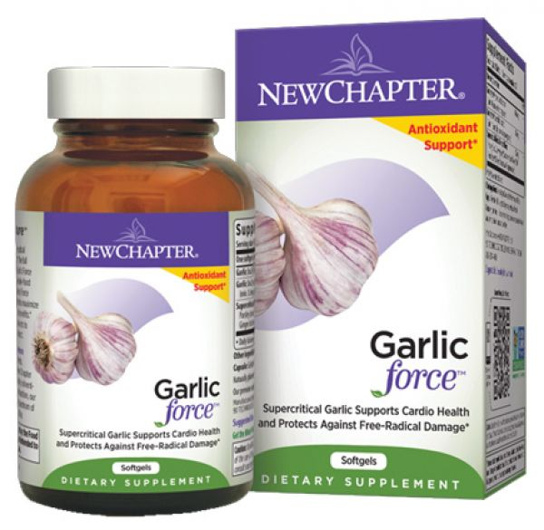 New Chapter Garlic Force 30 Softgels