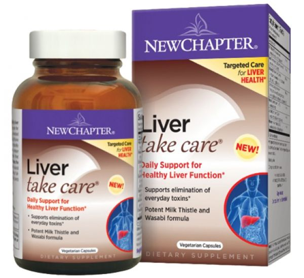 New Chapter Liver Take Care 30 Vege Caps