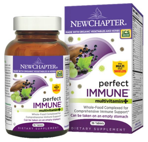 New Chapter Perfect Immune 96 Tabs