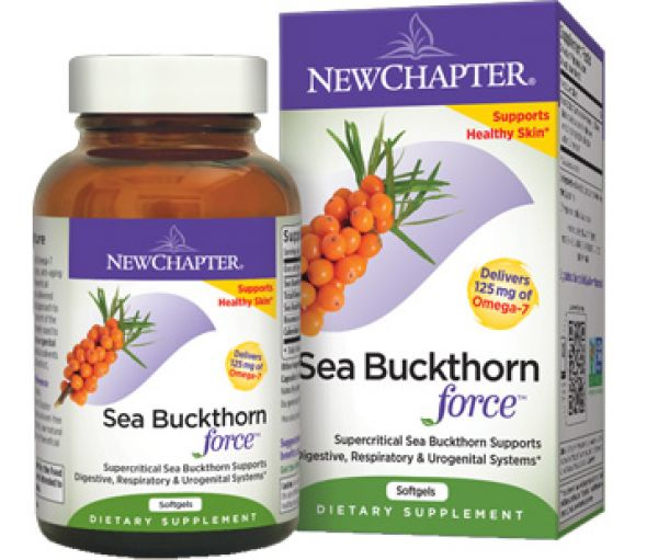 New Chapter Sea Buckthorn Force 30 Gels