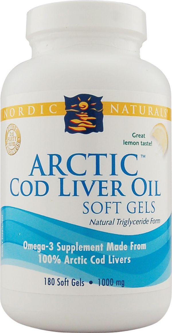 Nordic Naturals Arctic Cod Liver Oil Canada
