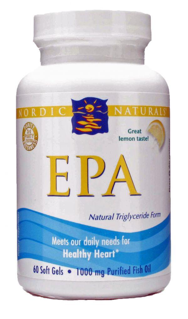 Nordic Naturals EPA 1000mg 60 SoftGels