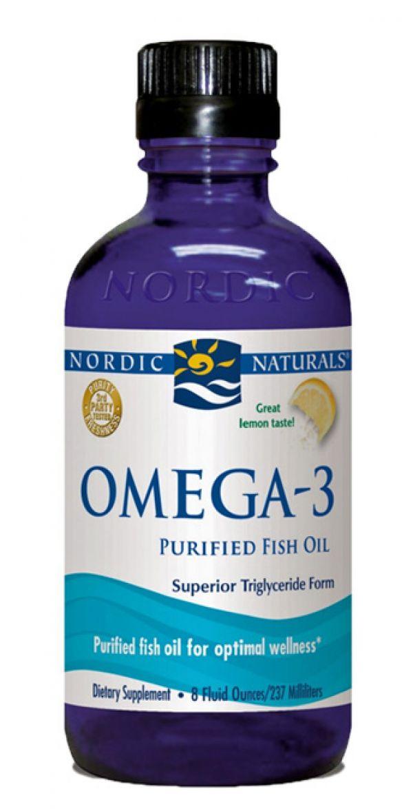 Nordic Naturals Omega-3 Fish Oil