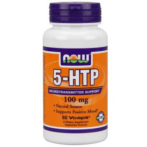 Now foods 5 htp 100mg 60 vege caps for 5 htp plante