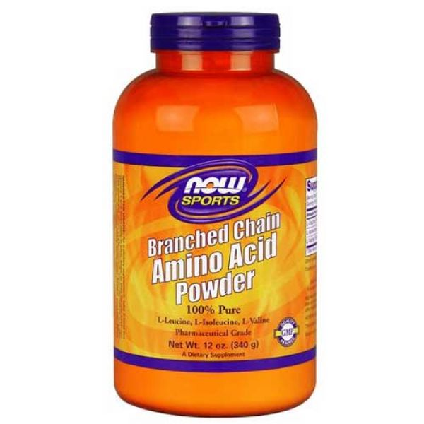 Now Foods Branched Chain Amino Acids Review