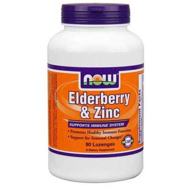 Canadian Zinc Stock Quote: Now Foods Elderberry & Zinc 90 Lozenges