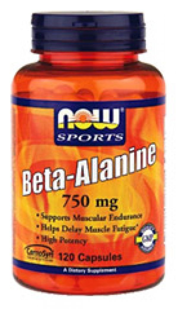 Now Foods Beta-Alanine 120 Caps