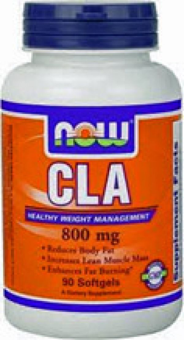 Now Foods CLA 800 mg 180 Gels
