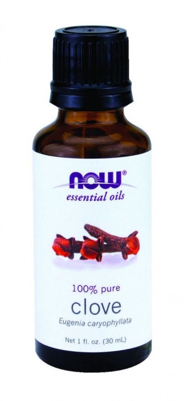Now Foods Clove Oil 1 Fl Oz
