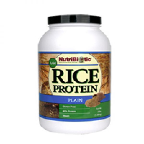 NutriBiotic Rice Protein 600 Grams