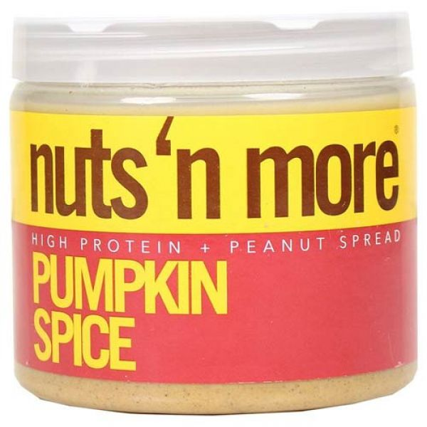 Nuts 'N More Pumpkin Spice Peanut Butter