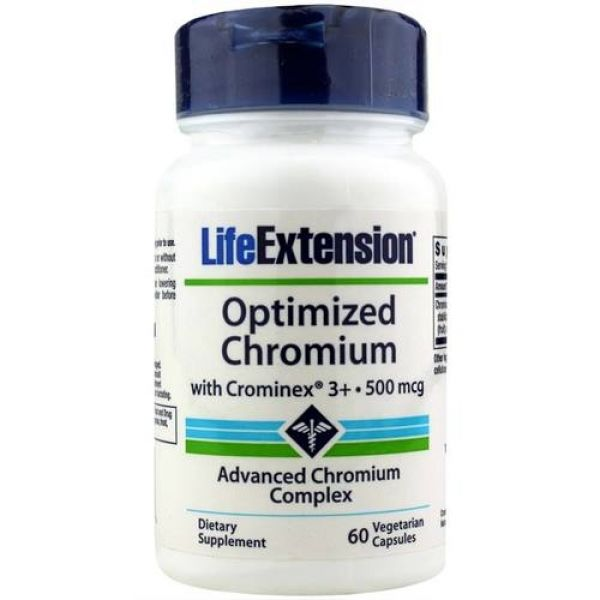 Life Extension Optimized Chromium