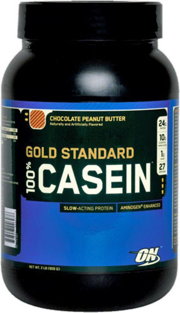 Optimum Nutrition 100% Casein 2 Lbs