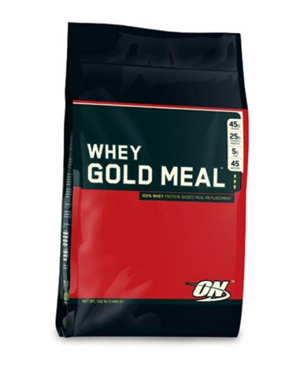 Optimum Nutrition Whey Gold Meal 7.62 lbs