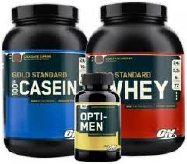 Optimum Nutrition Performance Stack