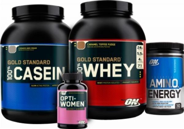 Optimum Women's Performance Stack