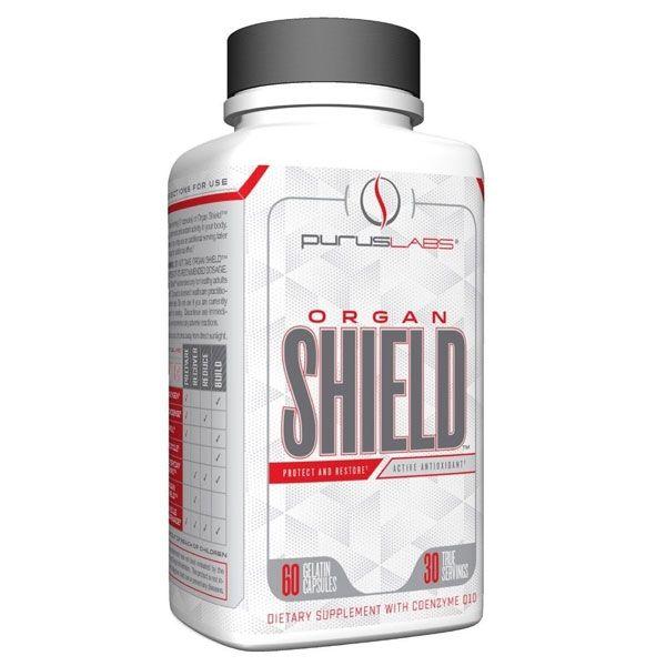 Purus Labs Organ Shield 60 Caps