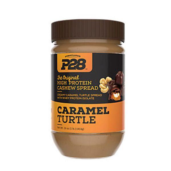 P28 High Protein Spread Caramel Turtle 16 Oz