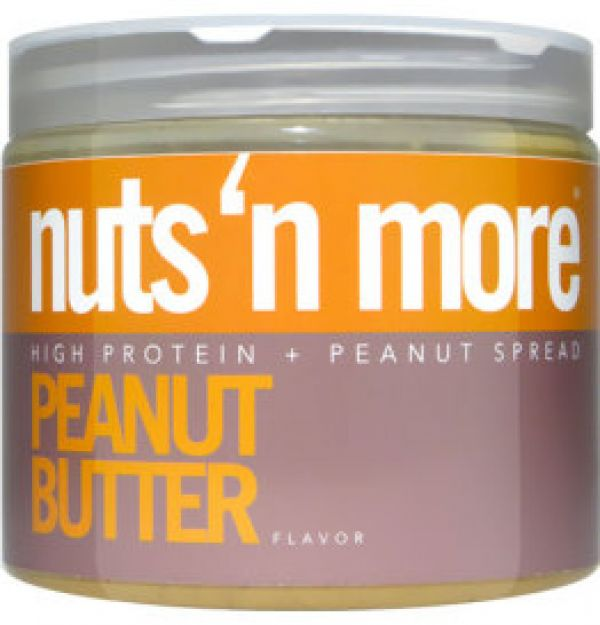 Nuts 'N More Peanut Butter 16 Oz