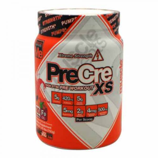 Muscle Elements PreCre XS 30 Servings