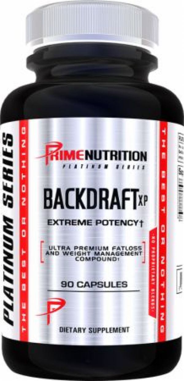 Prime Nutrition Backdraft-XP