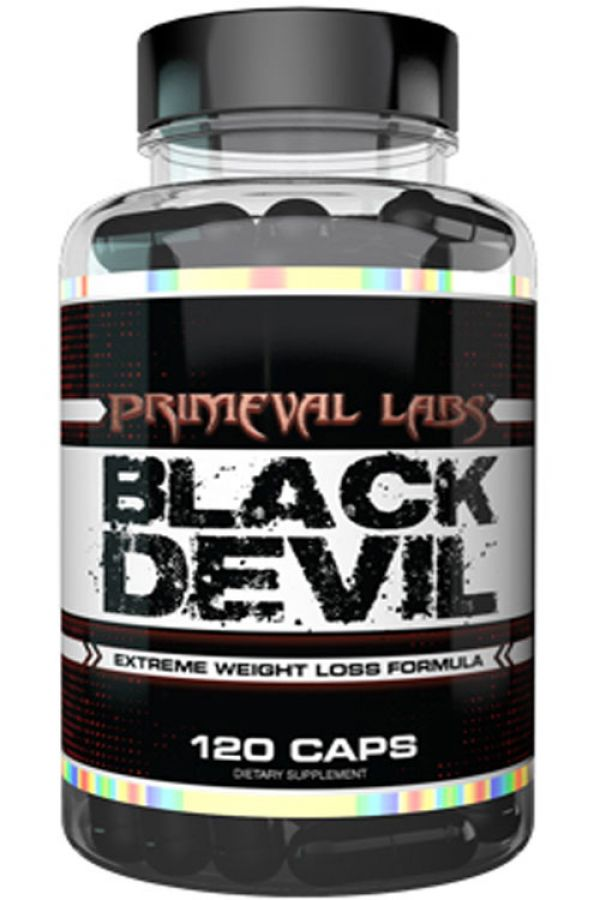 Primeval Labs Black Devil 120 Caps