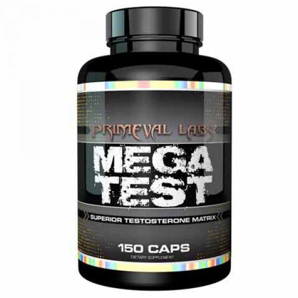 Primeval Labs Mega Test 150 Caps