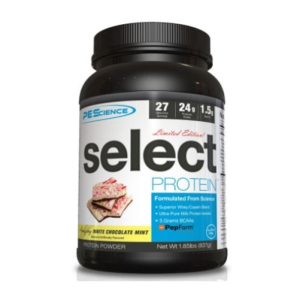 PES Select Protein White Chocolate Mint