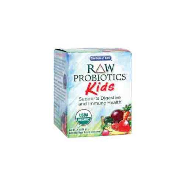 Garden Of Life Raw Probiotics Kids Probiotics For Children