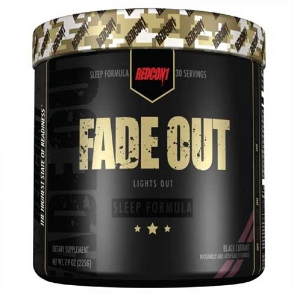 Redcon 1 Fade Out