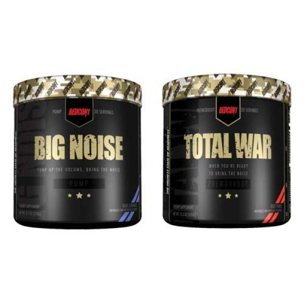 Redcon 1 Pre-Workout Stack