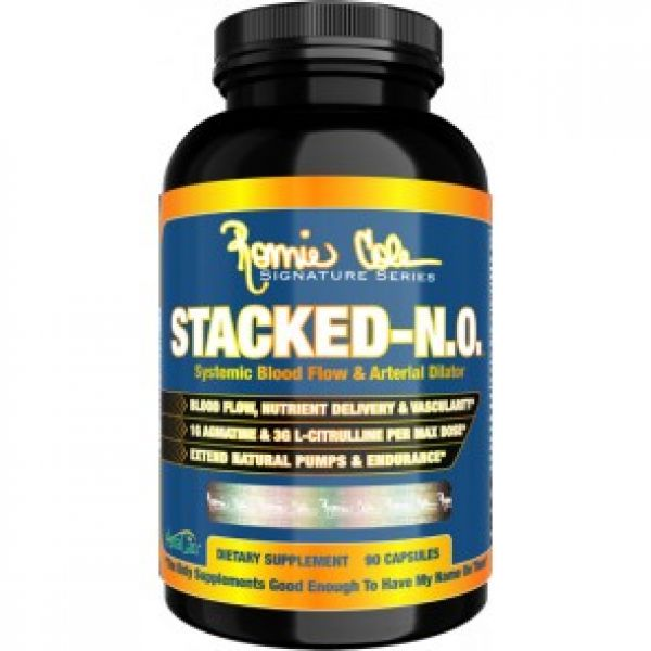 Ronnie Coleman Nutrition Stacked-N.O. 90 Caps