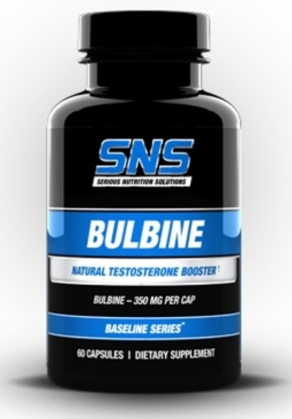 Serious Nutrition Solutions Bulbine 60 Caps