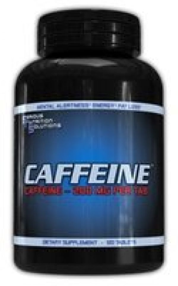Serious Nutrition Solutions Caffeine 120 Tabs