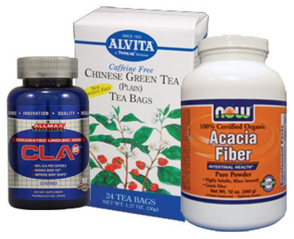 Shrink the Belly Stack ( Acacia, CLA, Catechins)
