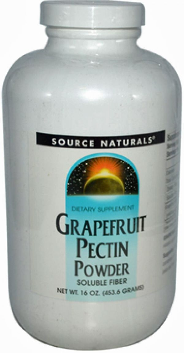 Source Naturals Grapefruit Pectin Powder 16oz