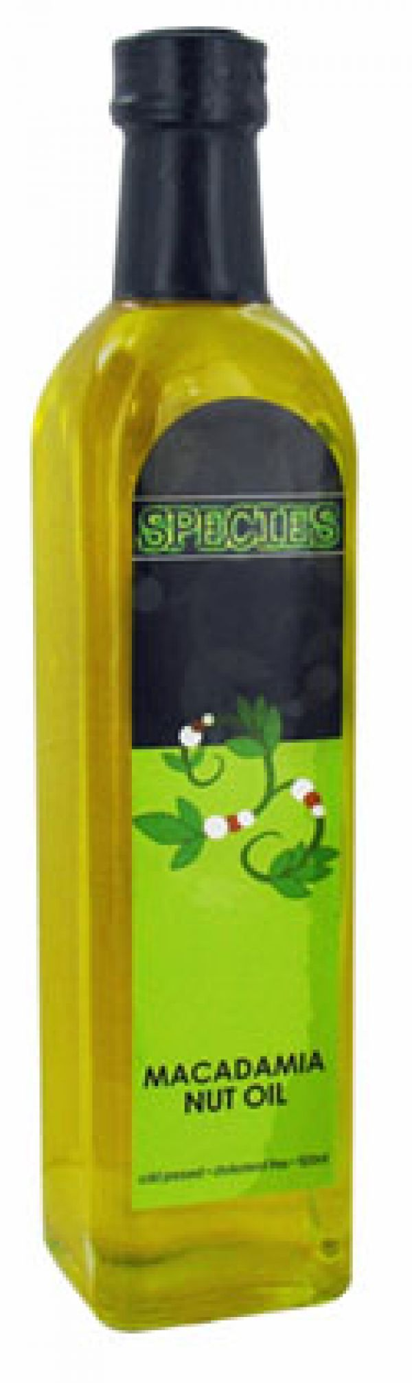 Species Nutrition Macadamia Nut Oil 500ml
