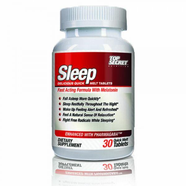 Top Secret Nutrition Sleep 30 Tabs