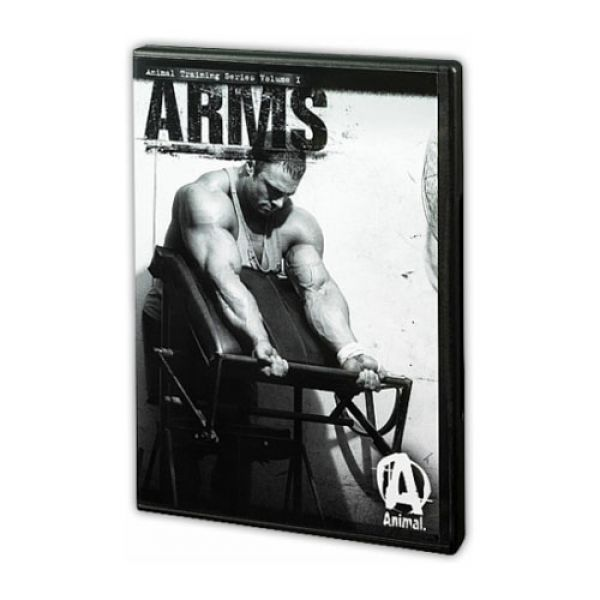 Universal Animal Arms Training DVD