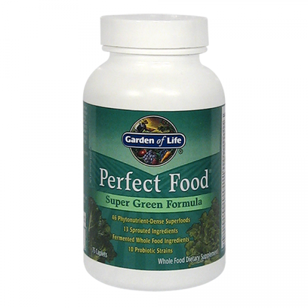garden of life perfect food super foods and greens