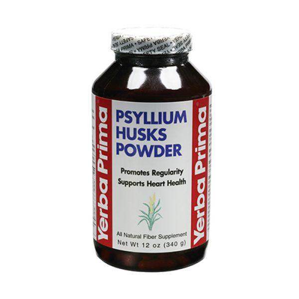 Yerba Prima Psyllium Husk Powder 12 oz